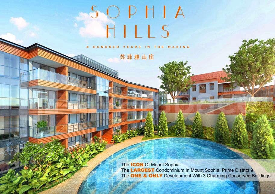 25 Mount Sophia, District 09 Singapore